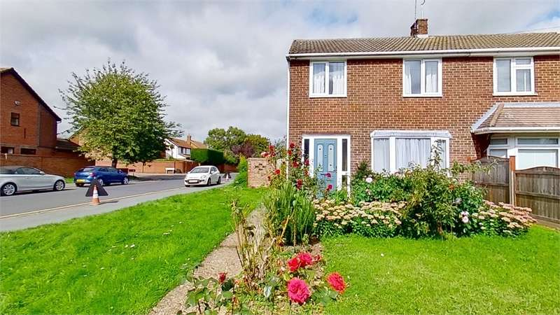 3 Bedrooms Semi Detached House for sale in Marshcroft Drive, Cheshunt, WALTHAM CROSS, Hertfordshire