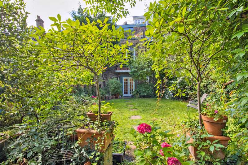 7 Bedrooms House for sale in Savernake Road, Hampstead NW3
