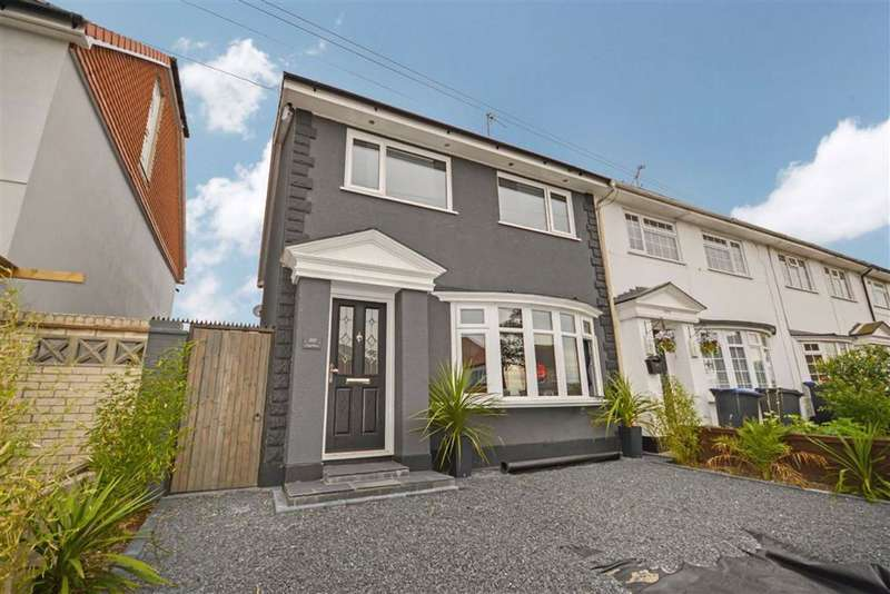 3 Bedrooms Semi Detached House for sale in Canterbury Road, Birchington, Kent