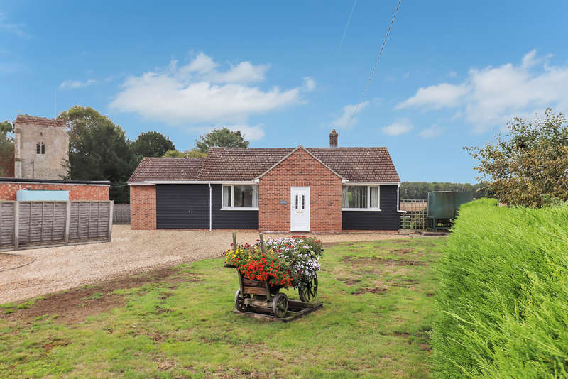 3 Bedrooms Detached Bungalow for sale in Hadleigh Road, Holton St Mary, Colchster, Essex, CO7 6NP