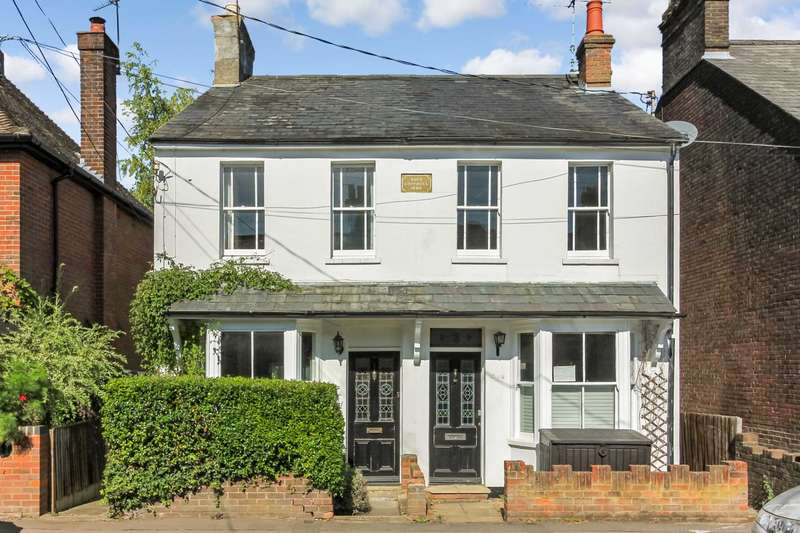 2 Bedrooms Semi Detached House for sale in King Street, Tring