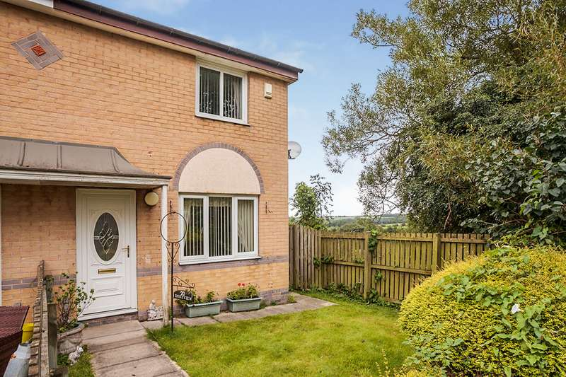 2 Bedrooms Semi Detached House for sale in Holmefield View, Bradford, West Yorkshire, BD4