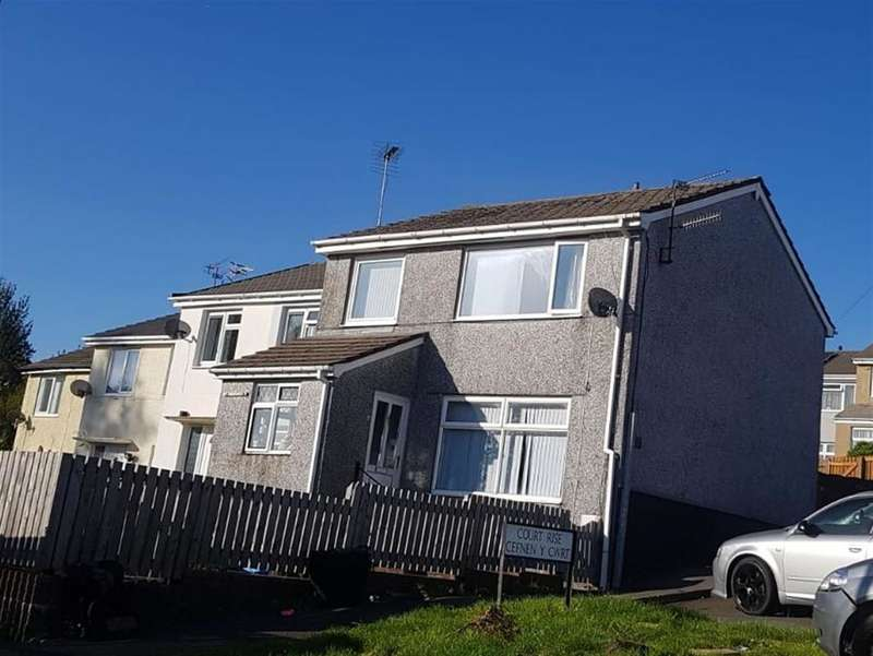 3 Bedrooms End Of Terrace House for sale in Court Rise, Blaenavon, Pontypool