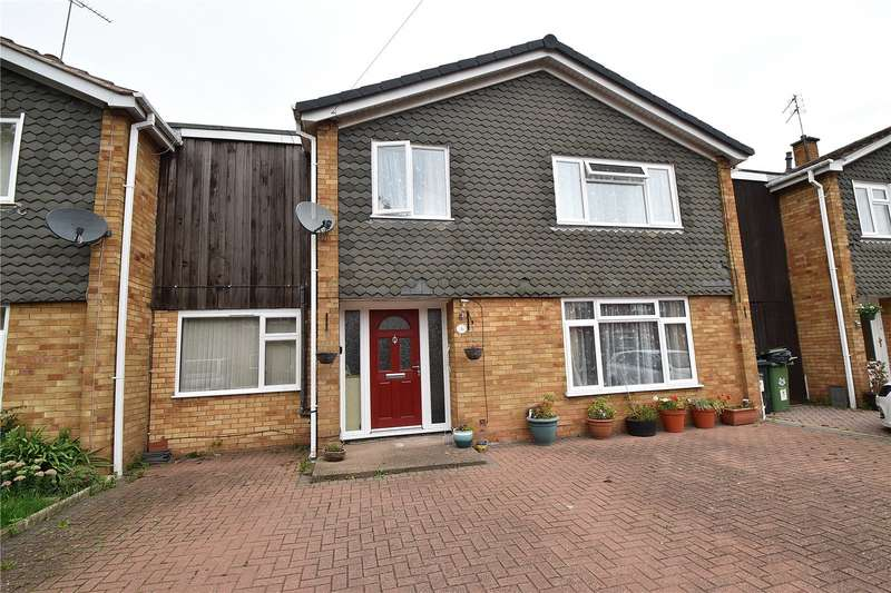 5 Bedrooms Terraced House for sale in Avening Close, Worcester, Worcestershire