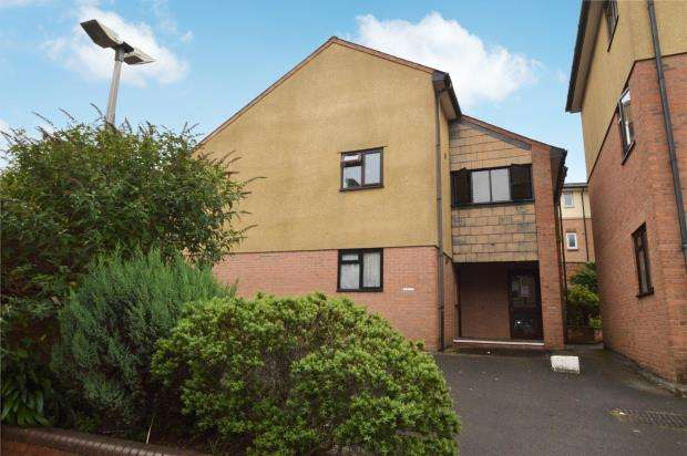 2 Bedrooms Apartment Flat for sale in Dovetail Court, Park Street, Taunton