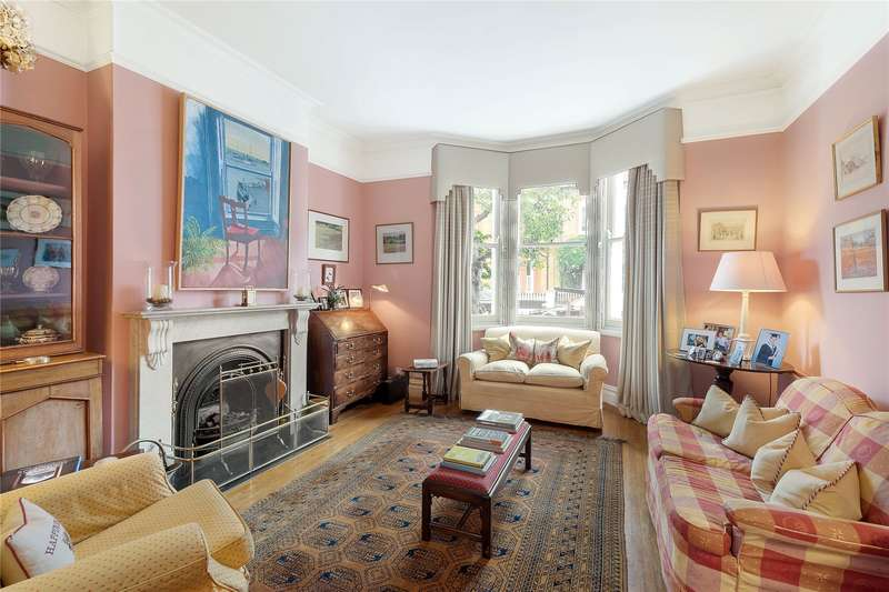 4 Bedrooms Terraced House for sale in Brynmaer Road, London, SW11