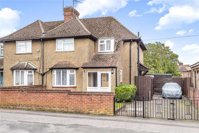 3 Bedrooms Semi Detached House for sale in Tudor Way, Mill End, Rickmansworth, Hertfordshire, WD3