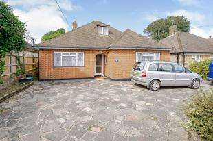 3 Bedrooms Bungalow for sale in Allenby Road, Biggin Hill, Westerham, Kent
