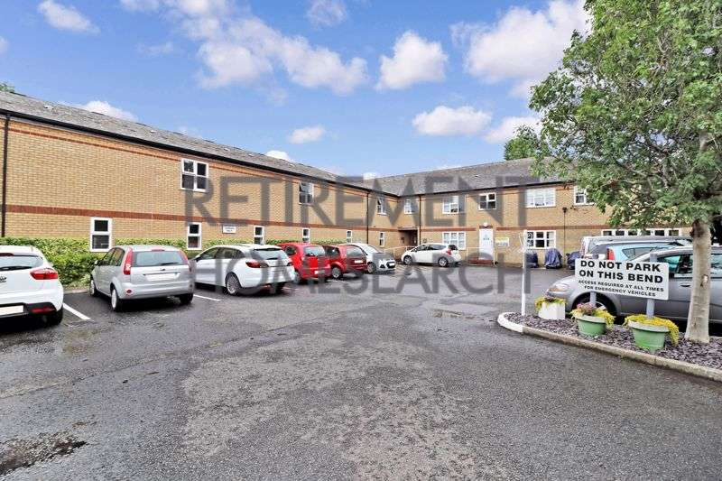 2 Bedrooms Property for sale in Old Rectory Court, Southend-on-Sea, SS2 4XE