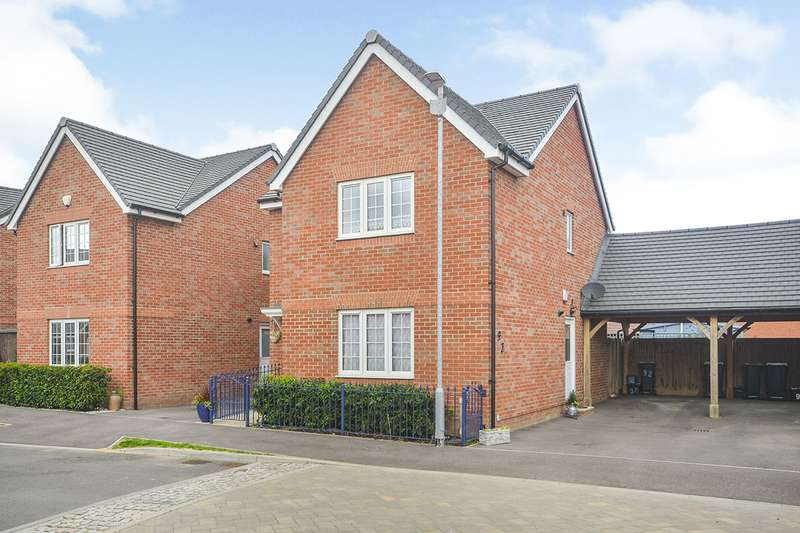 3 Bedrooms Detached House for sale in Hyton Drive, Deal, Kent, CT14