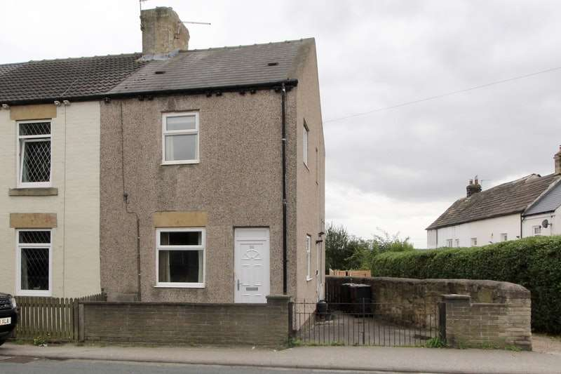 2 Bedrooms End Of Terrace House for sale in High Street, Barnsley, South Yorkshire, S71