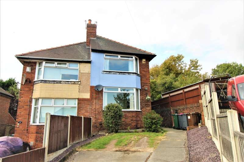 2 Bedrooms Semi Detached House for sale in Watson Road, Kimberworth, Rotherham, South Yorkshire, S61