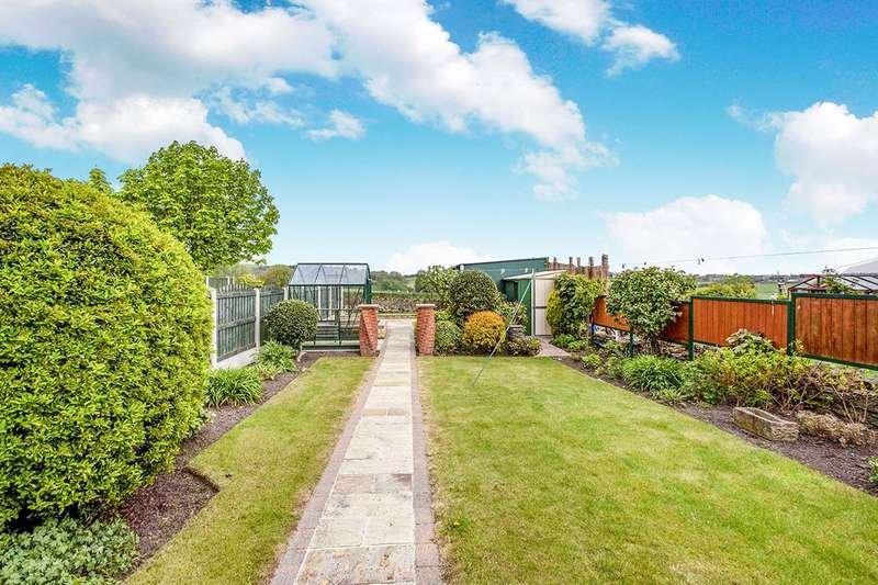 2 Bedrooms Detached Bungalow for sale in Hesley Lane, Rotherham, Thorpe Hesley, S61