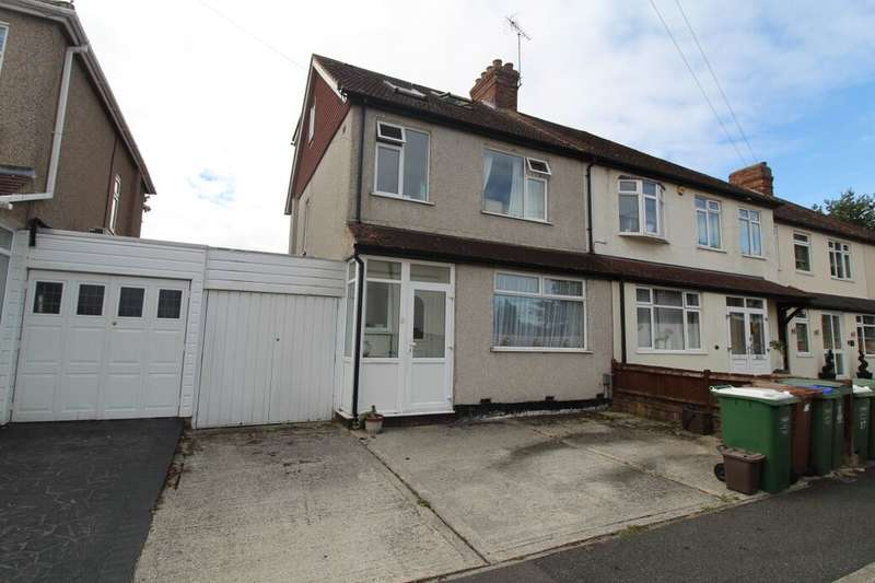 4 Bedrooms Semi Detached House for sale in The Drive, Erith, DA8