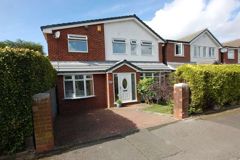 4 Bedrooms Detached House for sale in Salisbury Crescent, Ashton-Under-Lyne, OL6