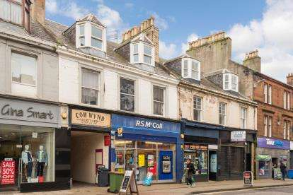 2 Bedrooms Flat for sale in Alloway Street