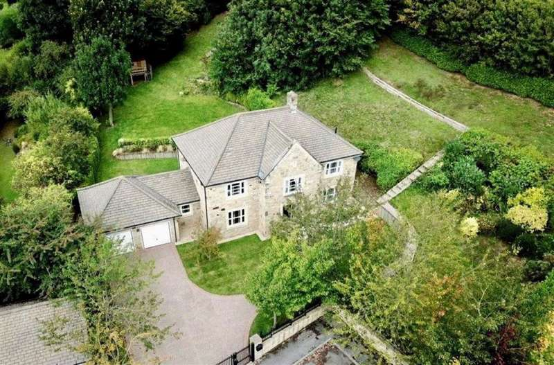 5 Bedrooms Detached House for sale in Tib Garth, Linton, LS22