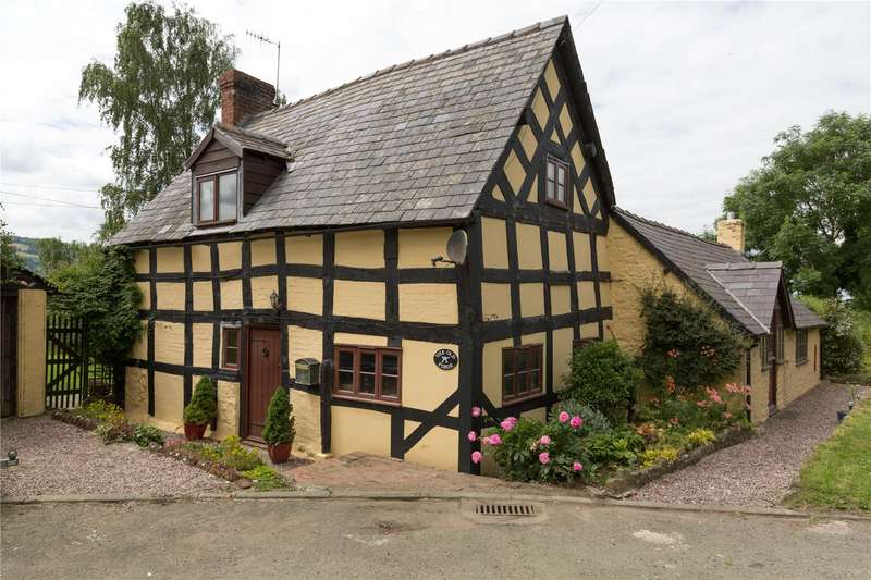 3 Bedrooms Detached House for sale in The Old Forge, Snead, Montgomery, Powys, SY15