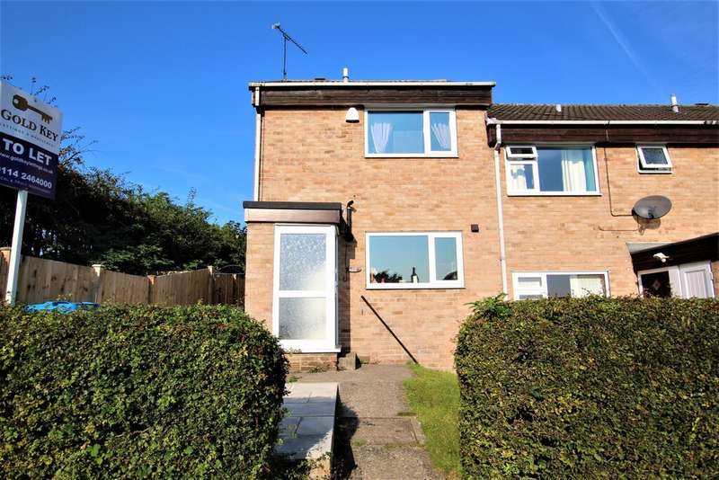 2 Bedrooms Semi Detached House for rent in Picking Lane, Ecclesfield