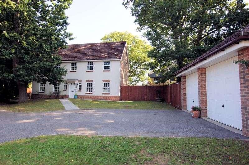 5 Bedrooms Property for sale in Fern Way, Titchfield Park, Fareham
