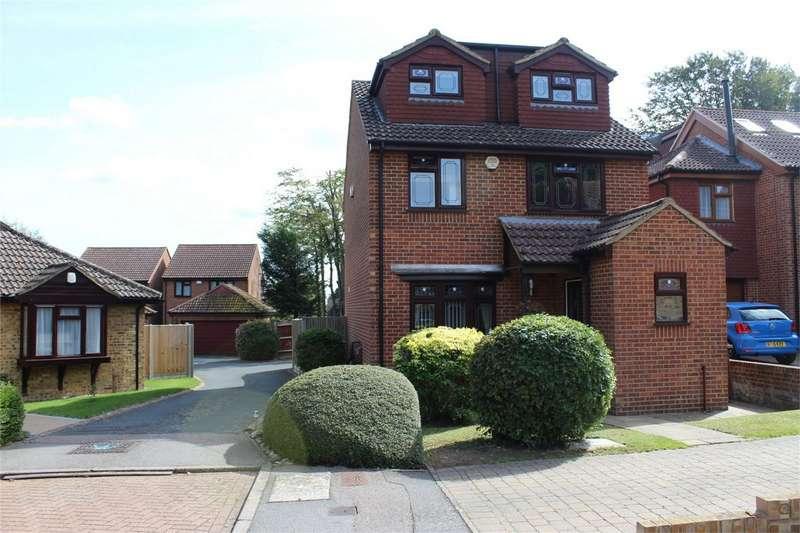 4 Bedrooms Detached House for sale in Brockenhurst Close, WIGMORE, GILLINGHAM, Kent