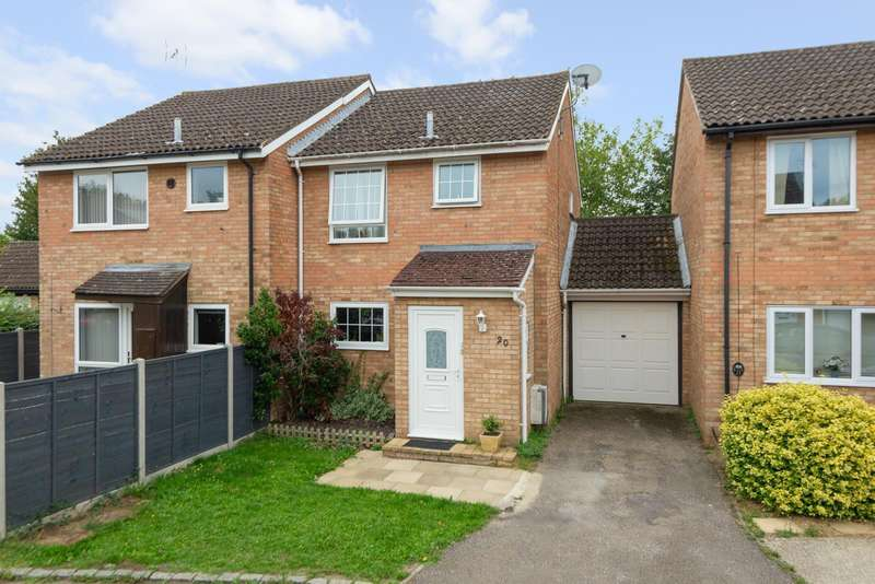 3 Bedrooms Semi Detached House for sale in Birchett, Singleton, Ashford, TN23