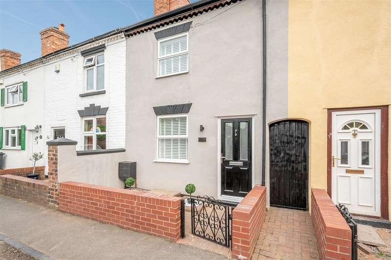 2 Bedrooms Terraced House for sale in Hill Street, Stourbridge, DY8 1AL