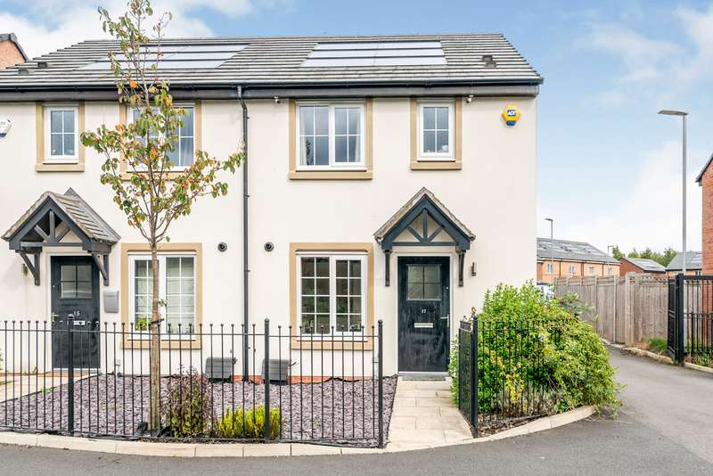 3 Bedrooms Semi Detached House for sale in Ackers Fold, Wigan, WN7