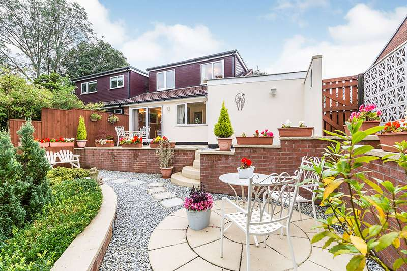 3 Bedrooms Semi Detached Bungalow for sale in Bankhead Lane, Bamber Bridge, Preston, PR5
