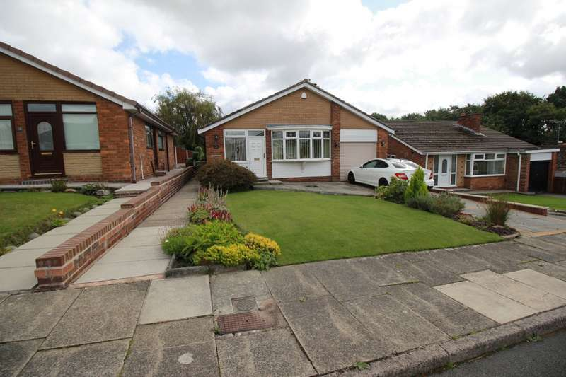 2 Bedrooms Detached Bungalow for sale in Saltram Road, Wigan, Greater Manchester, WN3