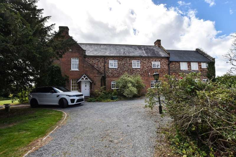 6 Bedrooms Detached House for sale in North Hall Road, Quendon, Saffron Walden