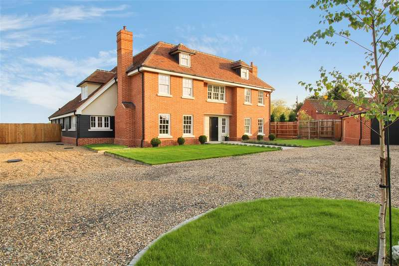 6 Bedrooms House for sale in 'Emblems Farm' Mountnessing Lane, Doddinghurst, Brentwood