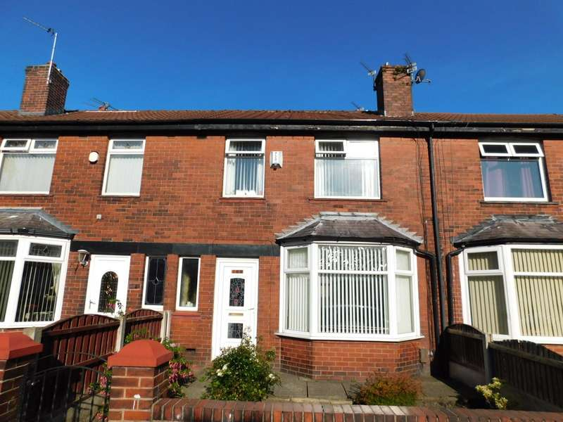3 Bedrooms Terraced House for sale in Devon Street, Bury, Greater Manchester, BL9