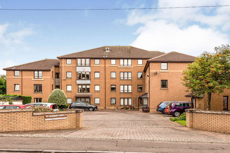 2 Bedrooms Flat for sale in Rosebery Court, Kirkcaldy, KY1
