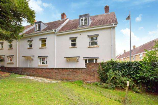 4 Bedrooms End Of Terrace House for sale in Evans Court, Halstead, Essex