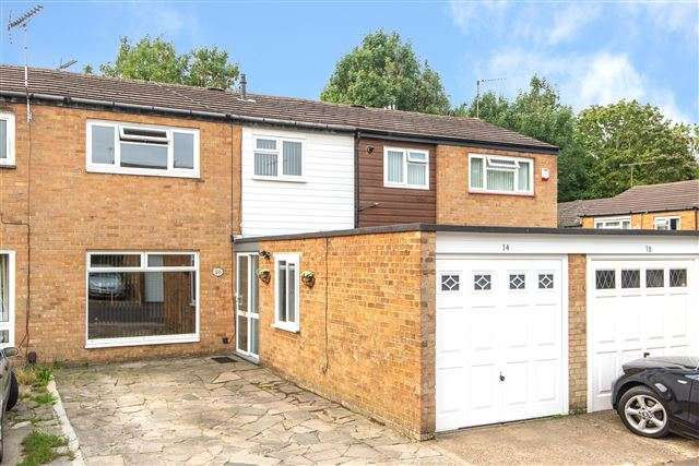 3 Bedrooms Terraced House for sale in Swaledale close, Southgate, Crawley