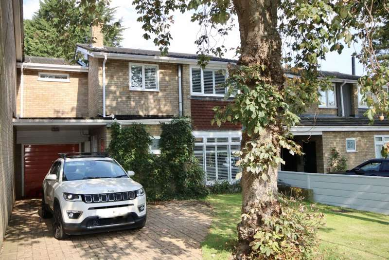 3 Bedrooms House for sale in Gravel Hill Terrace, Boxmoor
