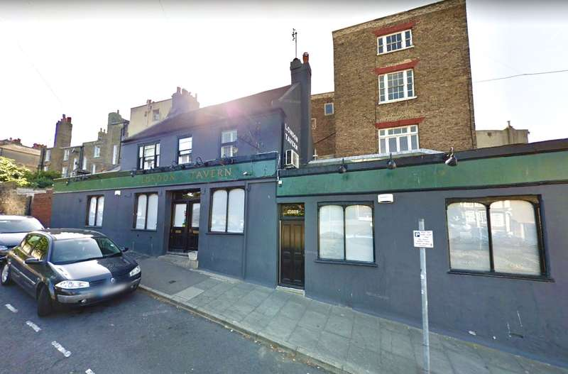 Commercial Property for sale in LOT 4, The London Tavern, Addington Street, Margate, CT9