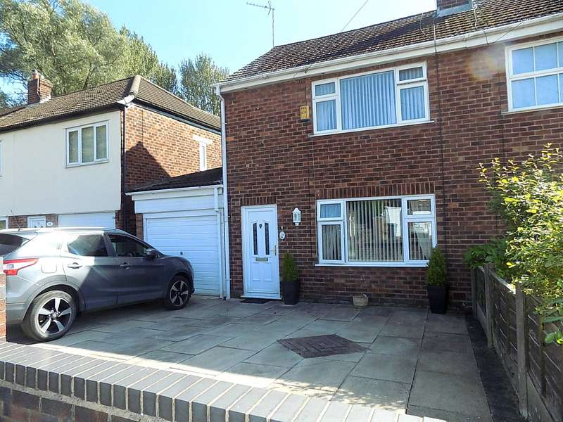3 Bedrooms Semi Detached House for sale in Trafalgar Road, Hindley, Wigan, Greater Manchester, WN2