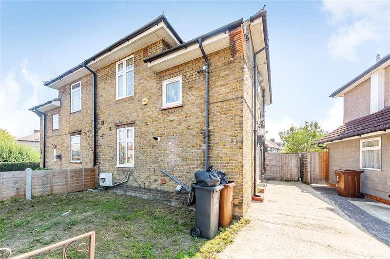 3 Bedrooms Semi Detached House for sale in Lindsey Road, Dagenham, RM8