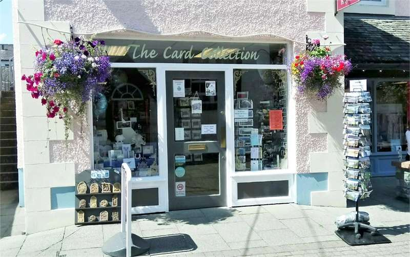 Commercial Property for sale in The Card Collection, 8 Packhorse Court, Keswick, Cumbria