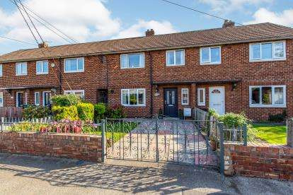 3 Bedrooms Terraced House for sale in Turton Road, Yarm, Stockton-On-Tees