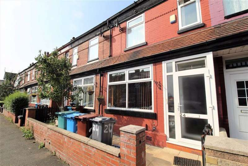 3 Bedrooms Terraced House for sale in Fairbourne Road, Levenshulme