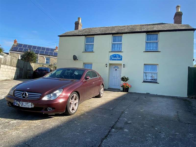 5 Bedrooms Detached House for sale in Carnyorth, St. Just, Penzance