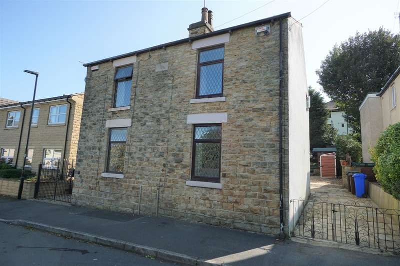 2 Bedrooms Semi Detached House for sale in Bellhagg Road , Walkley , Sheffield, S6 5BR