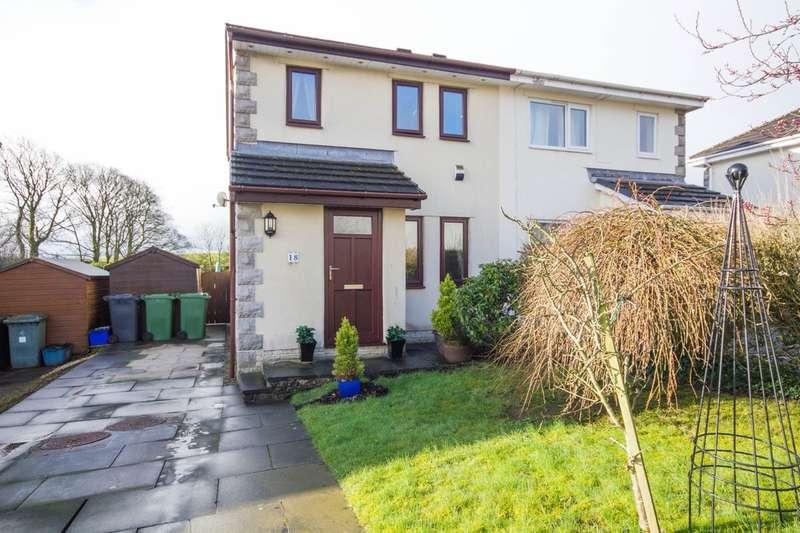 3 Bedrooms Semi Detached House for sale in Aldercroft, Kendal, Cumbria