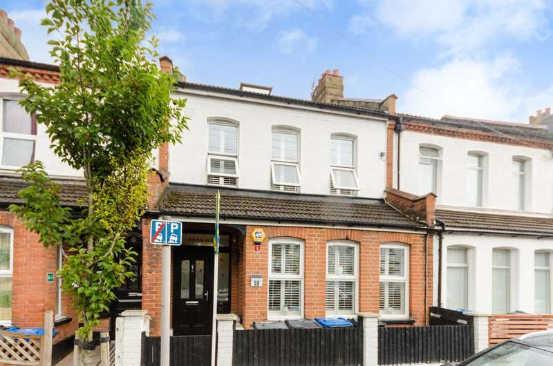 6 Bedrooms House for rent in Richmond Road, Thornton Heath, CR7