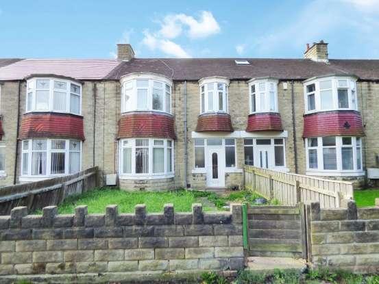 3 Bedrooms Terraced House for sale in Welbeck Terrace, Ashington, Northumberland, NE63 0JW
