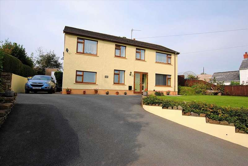 5 Bedrooms Detached House for sale in Ashleigh House, Begelly