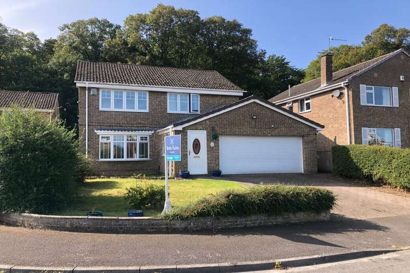 5 Bedrooms Detached House for sale in Sorrell Grove, Guisborough, TS14